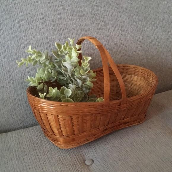 Vintage Other - Vintage Basket